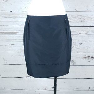 Weekend by MaxMara Quilted Skirt Women's Size 8